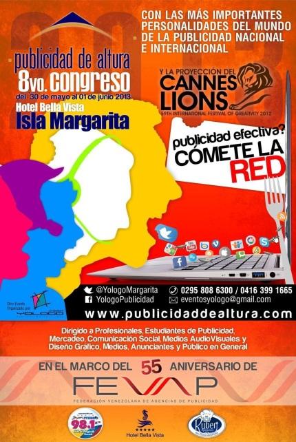 8vo congreso publicidad de altura 2013