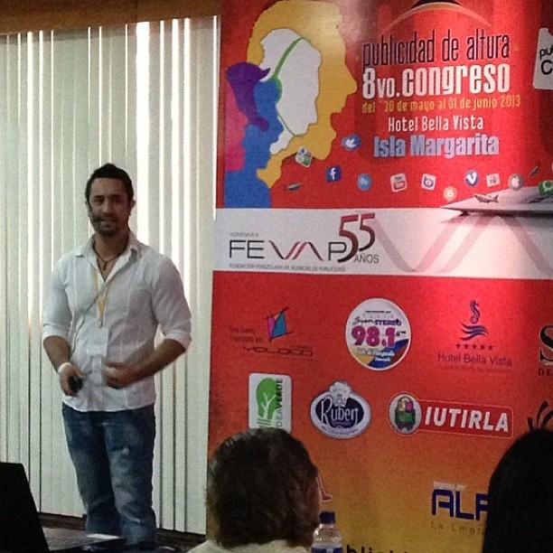 Congreso Publicidad de Altura - Francisco Urdaneta Cooli