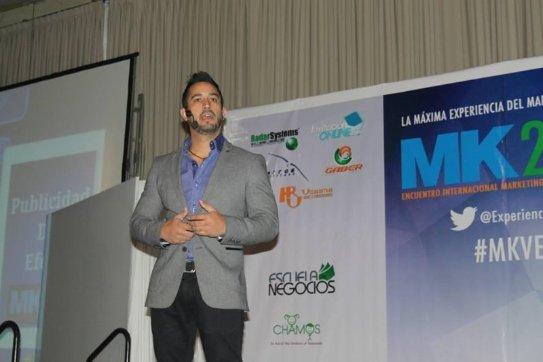 Experiencia MK - Francisco Urdaneta