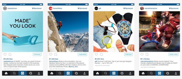 Instagram Ad - publicidad en instagram