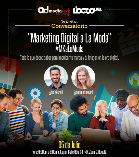 marketing digital a la moda - experto marketing digital - cursos marketing digital